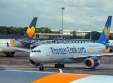 Thomas Cook aerei