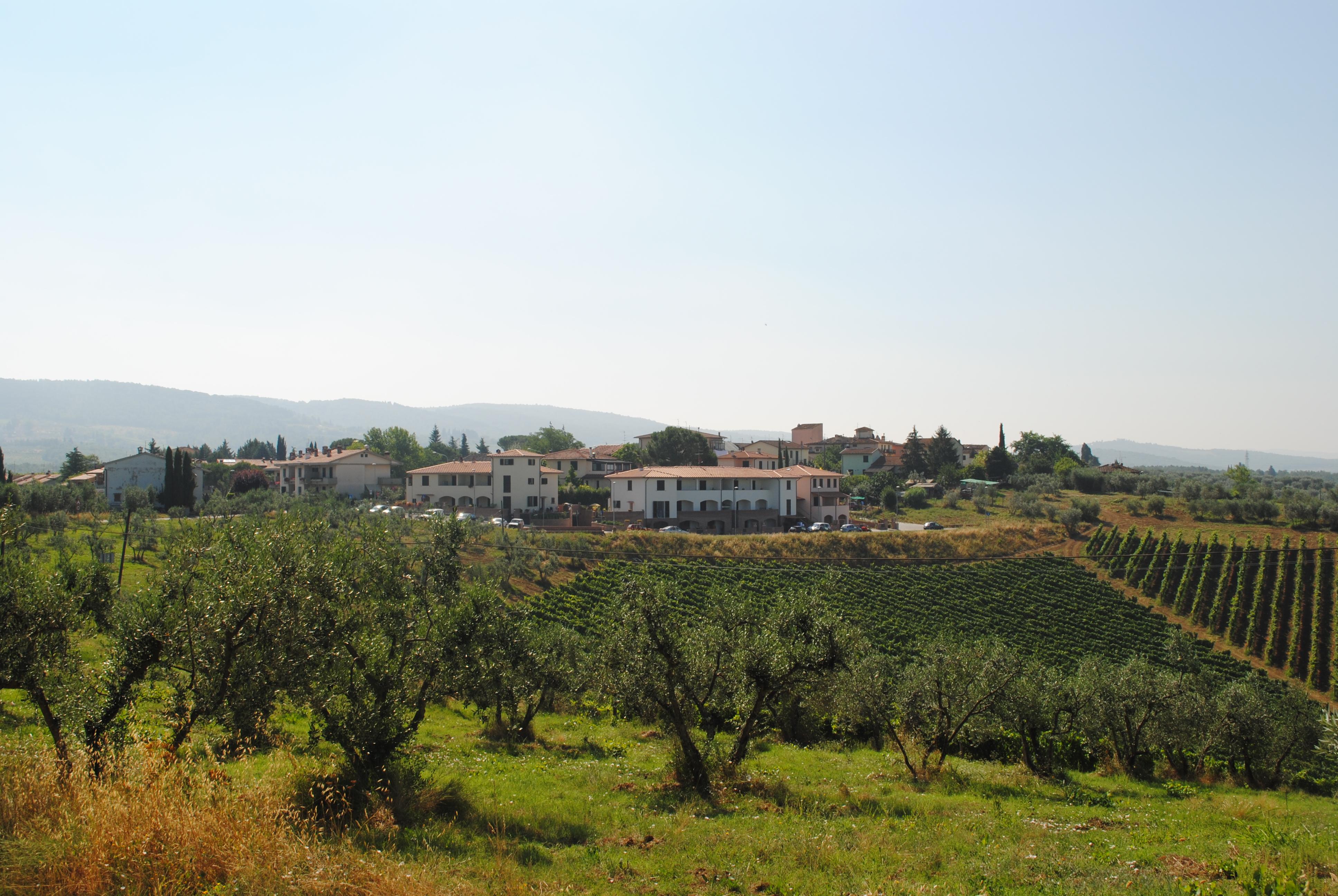 Toscana Montefiridolfi